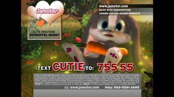 Jamster TV Spot, 'Bunny Ringtone' - Thumbnail 5