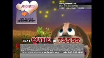 Jamster TV Spot, 'Bunny Ringtone' - Thumbnail 7