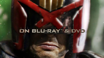 Dredd Blu-ray & DVD TV Spot