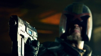 Dredd Blu-ray & DVD TV Spot  - Thumbnail 3