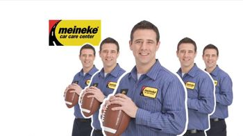 Meineke Car Care Centers TV Spot, 'Car Care Bowl' - 2 commercial airings