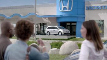 Honda Odyssey TV Spot, 'Not Gonna Lie' - Thumbnail 1