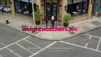 Weight Watchers 360 TV Spot Feat. Jennifer Hudson, Jessica Simpson - Thumbnail 9