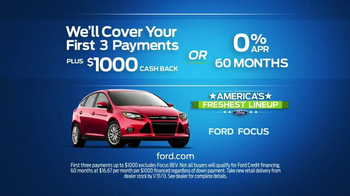 Ford TV Spot 'America's Freshest Lineup' - Thumbnail 10