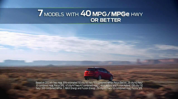 Ford TV Spot 'America's Freshest Lineup' - Thumbnail 3