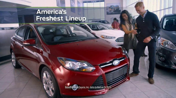 Ford TV Spot 'America's Freshest Lineup' - Thumbnail 4