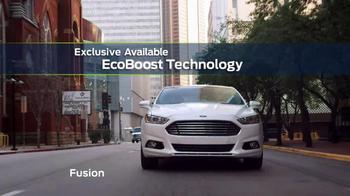Ford TV Spot 'America's Freshest Lineup' - Thumbnail 5