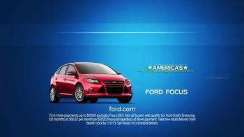 Ford TV Spot 'America's Freshest Lineup' - Thumbnail 9