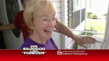 Publishers Clearing House TV Spot, '$5000 a Week'  - Thumbnail 3