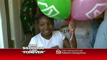 Publishers Clearing House TV Spot, '$5000 a Week'  - Thumbnail 9