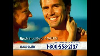 Hair Club TV Spot, 'Free Offer'