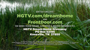 2013 HGTV TV Dream Home TV Spot  - Thumbnail 9