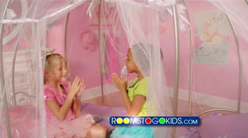 Rooms to Go TV Spot, 'Kids' Rooms' - Thumbnail 3