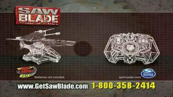 Air Hogs Saw Blade TV Spot