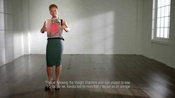 Weight Watchers TV Spot 'Kendra' Song by VV Brown - Thumbnail 2