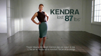 Weight Watchers TV Spot 'Kendra' Song by VV Brown - Thumbnail 5