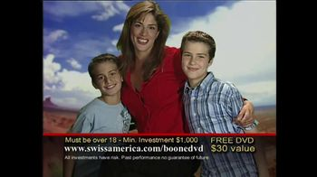 Swiss America TV Spot, 'Rare Opportunity'  - 6 commercial airings