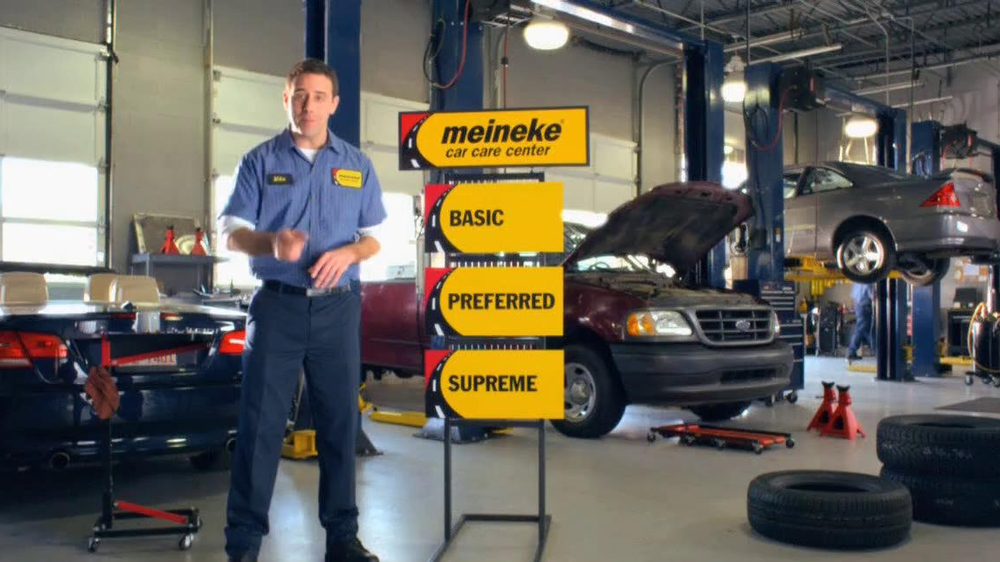 Meineke Oil Change >> Meineke Oil Changes Tv Commercial Options Ispot Tv