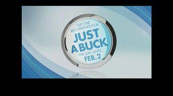 Rent-A-Center TV Spot, '$1 a Day'