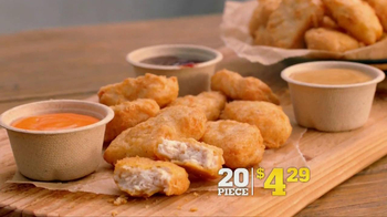 Burger King Chicken Nuggets TV Spot  - Thumbnail 9
