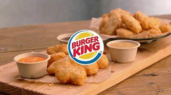 Burger King Chicken Nuggets TV Spot  - Thumbnail 1