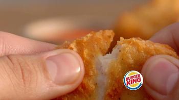 Burger King Chicken Nuggets TV Spot  - Thumbnail 4