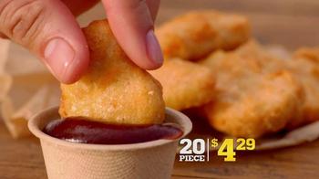 Burger King Chicken Nuggets TV Spot  - Thumbnail 8