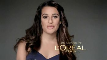 L\'Oreal Total Repair 5 TV Spot, \'Five Problems, One Solution\' Featuring Lea Michele
