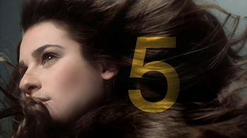 Loreal Total Repair 5 TV Spot Featuring Lea Michele - Thumbnail 4