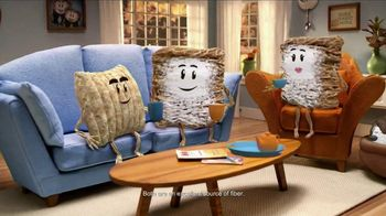 Frosted Mini-Wheats Crunch TV Spot, 'Different But the Same'