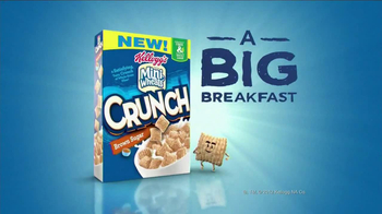 Frosted Mini-Wheats Crunch TV Spot, 'Different But the Same' - Thumbnail 10