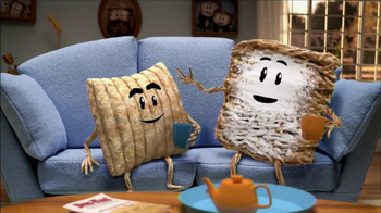 Frosted Mini-Wheats Crunch TV Spot, 'Different But the Same' - Thumbnail 5