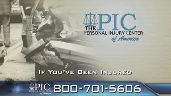 The Personal Injury Center TV Spot, 'Auto Injury' - Thumbnail 1