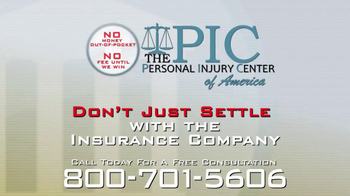 The Personal Injury Center TV Spot, 'Auto Injury' - Thumbnail 8