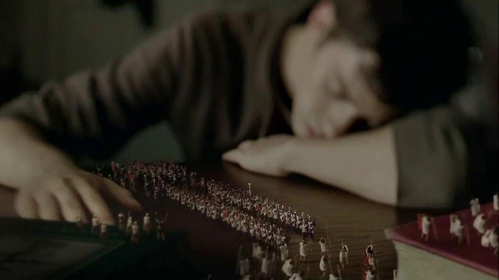 Coca-Cola TV Commercial, 'History Exam'