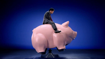 U.S. Bank S.T.A.R.T. TV Spot, \'Mechanical Pig\'