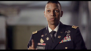 U.S. Army TV Spot, 'Become An Officer'