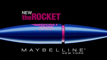 Maybelline New York Rocket Volum Express TV Spot  - Thumbnail 3