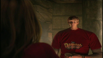Danimals Crunchers TV Spot, 'Ancient Temple' Featuring Ross Lynch - Thumbnail 9