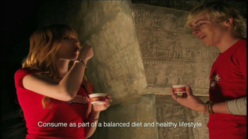 Danimals Crunchers TV Spot, 'Ancient Temple' Featuring Ross Lynch - Thumbnail 5