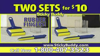 Sticky Buddy TV Spot, 'Fluffy Cat' - Thumbnail 10