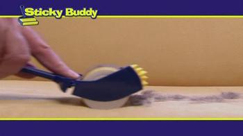 Sticky Buddy TV Spot, 'Fluffy Cat' - Thumbnail 2