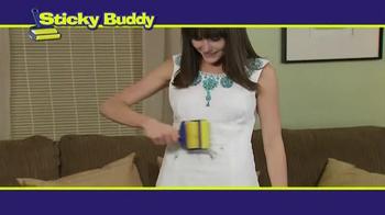 Sticky Buddy TV Spot, 'Fluffy Cat' - Thumbnail 3