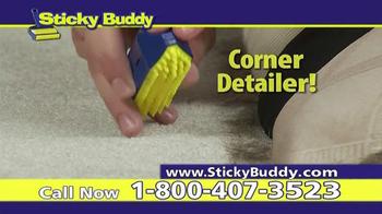 Sticky Buddy TV Spot, 'Fluffy Cat' - Thumbnail 8
