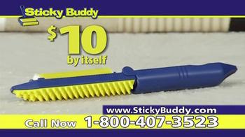 Sticky Buddy TV Spot, 'Fluffy Cat' - Thumbnail 9