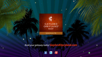 Gaylord Hotels TV Spot 'Opryland' - Thumbnail 8