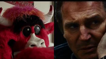Taken 2 Blu-ray and DVD TV Spot 'Bulls Mascot'  - Thumbnail 3
