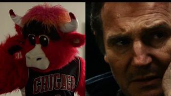 Taken 2 Blu-ray and DVD TV Spot 'Bulls Mascot'  - Thumbnail 5