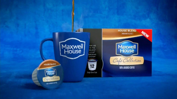 Maxwell House Single Serve Cafe Collection TV Spot, 'House Rule #14' - Thumbnail 8