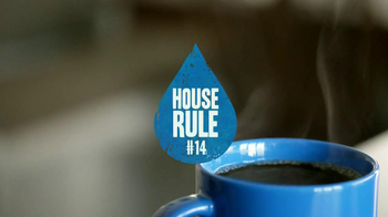 Maxwell House Single Serve Cafe Collection TV Spot, 'House Rule #14' - Thumbnail 2
